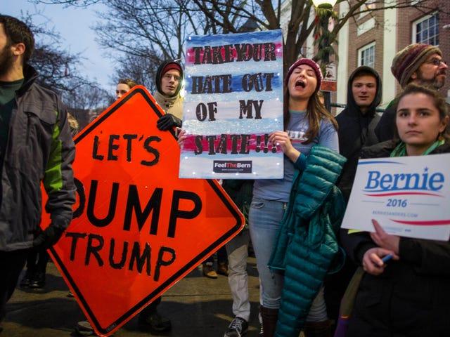 Burlington Mayor Denounces White Supremacist Group Following Demonstration