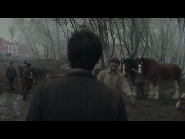 Anheuser-Busch superbowl commercial