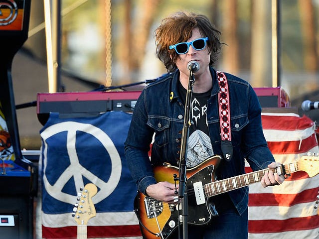 Ryan Adams Calls New York Times Report 'Upsettingly Inaccurate'