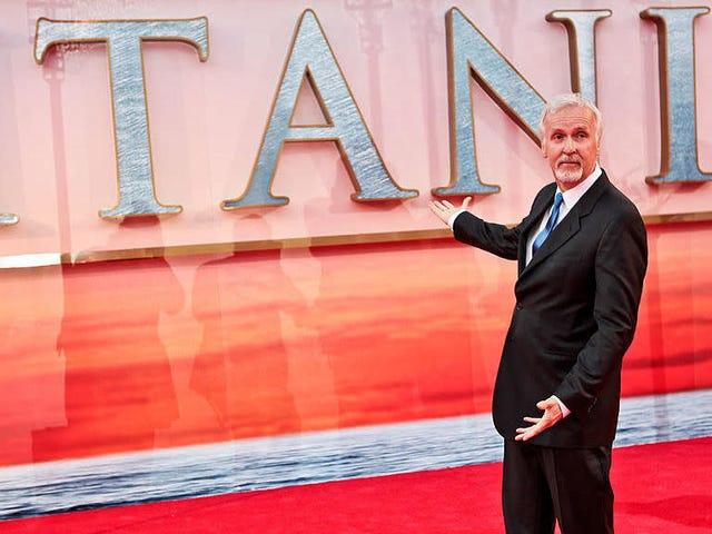 Pinagpapahalaga ni James Cameron ang mga Avengers na katumbas ng matagumpay na pagpapadala ng Titanic