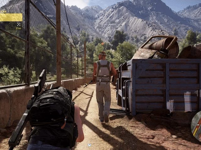 <i>Ghost Recon Wildlands</i> Impressions: Några frowns, Some Smiles