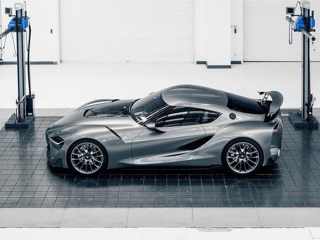Το έργο BMW-Toyota Supra θα μπορούσε να αναπτύξει διαφορετικά μεγέθη αθλητικών αυτοκινήτων
