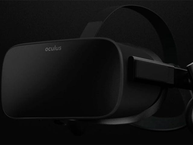 Widespread Bug Causes Oculus Rifts To Stop Working [Update]