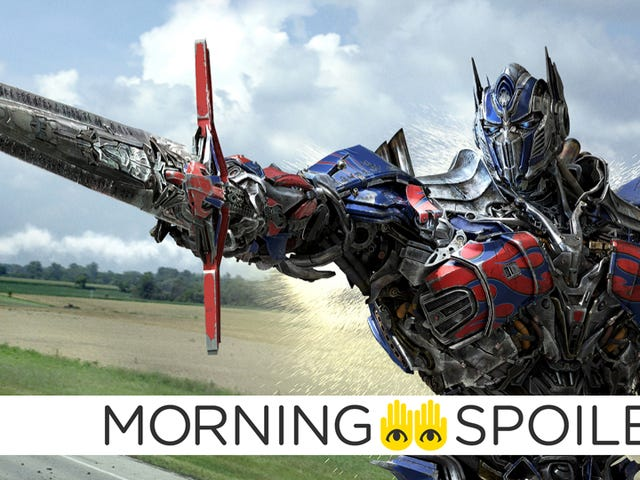 ¿Por qué Optimus Prime lucha contra un dragón en <i>Transformers: The Last Knight</i> ?