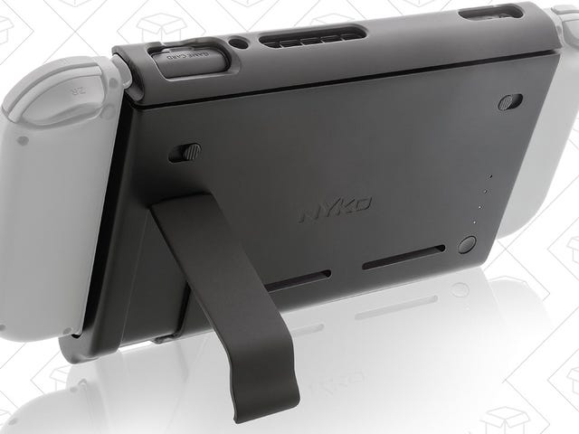 Double Your Switch's Battery Life With This $25 Case