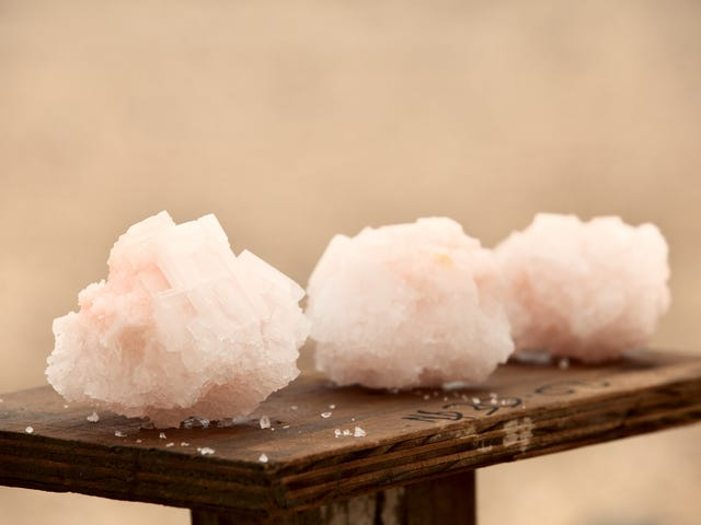 Journey to the Pink Heart of a Salt Cave, a Wellness Trend You Can Breathe