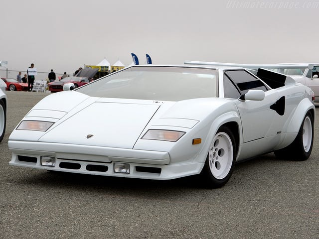 Happy '86 Day - Lambo style