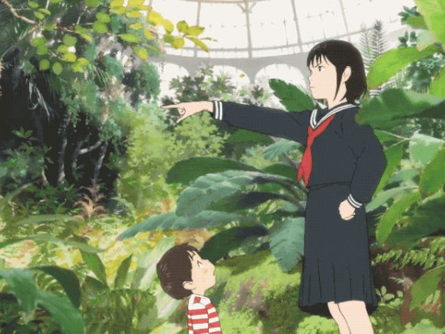 First Look At The New Anime From Mamoru Hosoda
