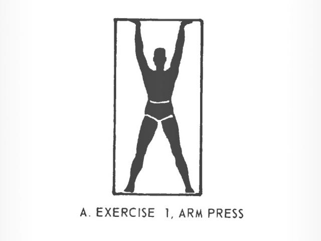 Six Isometric Exercises You Can Do in a Door Frame