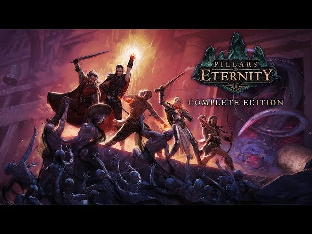 The acclaimed 2015 throwback role-playing game Pillars of Eternity is coming to Nintendo Switch on A