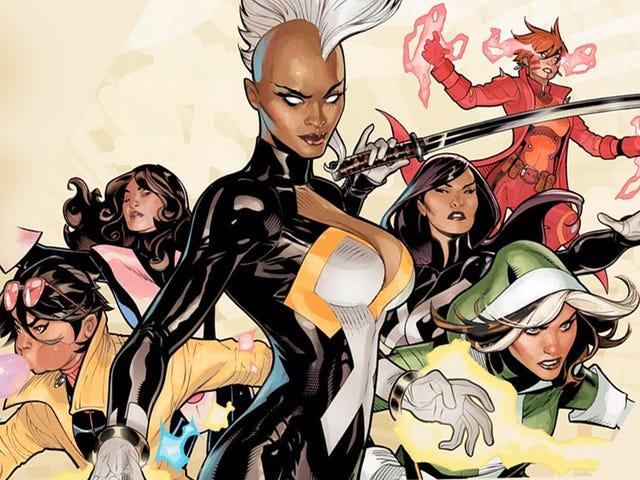 Maalamat <i></i>  Producer Lauren Donner Nakipaglaban para sa isang Pelikula Tungkol sa X-Women sa Fox