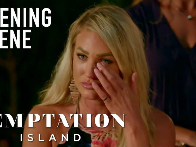 My Fiance Gets a New Girlfriend in the Fourth Week of 'Temptation Island'