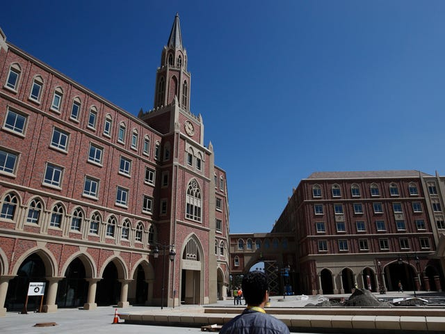 Yet Another USC Doctor Has Been Accused of Sexual Assault