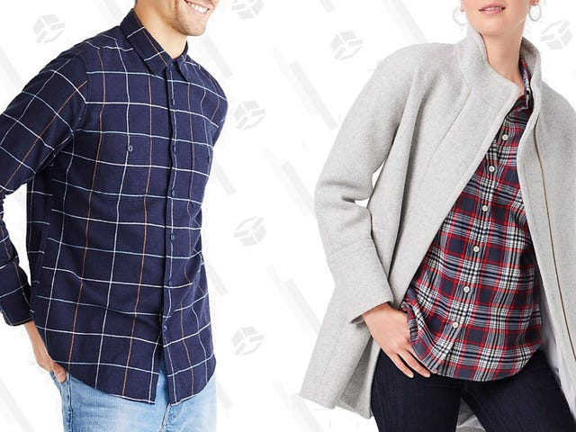 Stack Your Savings With 50% Off at J. Crew Factory, Plus an Extra 20% Off
