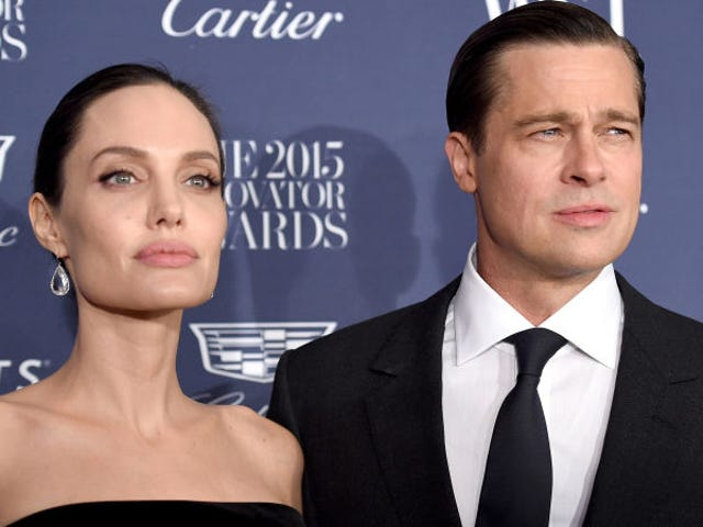 Brad Pitt Allegedly Told His and Angelina's Interior Designer to 'Follow Your Artistic Journey,' Then Didn't Pay Her