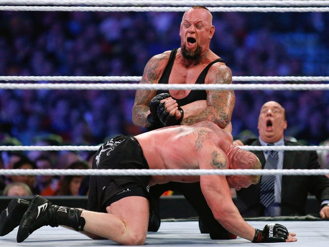 Wrestlemania XXX Box Score: Every Suplex, Chair Hit, And Top Rope Dive