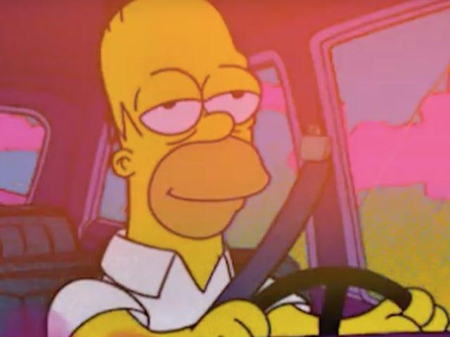 """Przeczytaj to: Jak """"Simpsonwave"""" stało się czymś"""