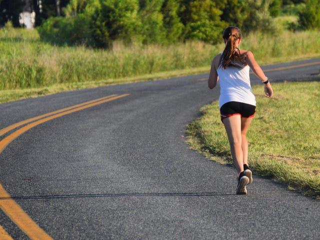 Run a Mile This Week