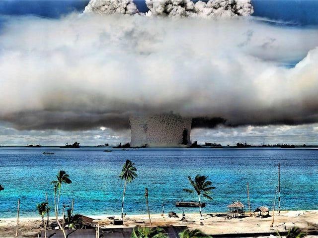 What's the Difference Between a Hydrogen Bomb and a Typical Atomic Bomb?