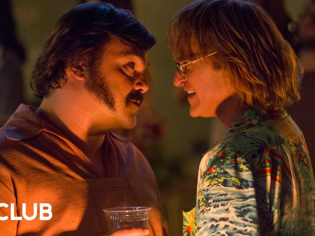 Jack Black and Jonah Hill on getting the chance to work with Gus Van Sant