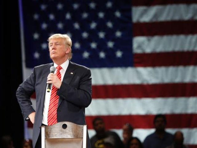 Super Tuesday 2: Donald Trump Prepares to Burn GOP to the Ground