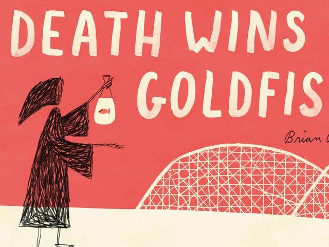 Death Wins A Goldfish เป็นสัญลักษณ์เปรียบเทียบการดูแลตนเองสำหรับคนที่เหนื่อยหน่าย