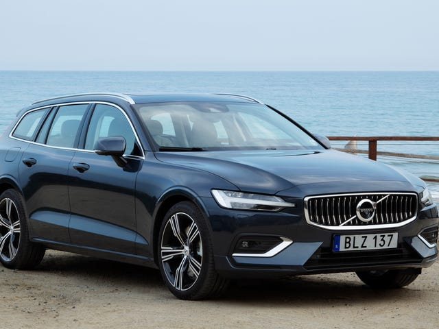 What Do You Want To Know About The 2019 Volvo V60?