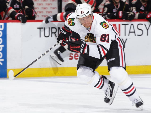 Marian Hossa May Be Done, And That's Pretty Convenient For The Blackhawks