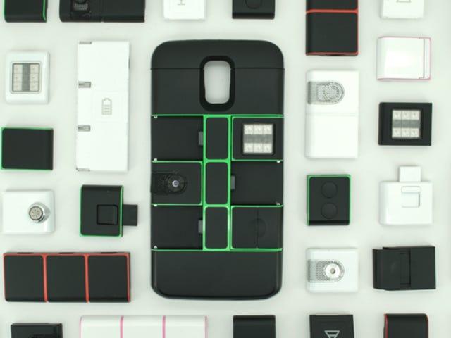 एक मॉड्यूलर फोन केस हर एक्सेसरी को जोड़ता है जिसे आपने कभी नहीं जाना होगा