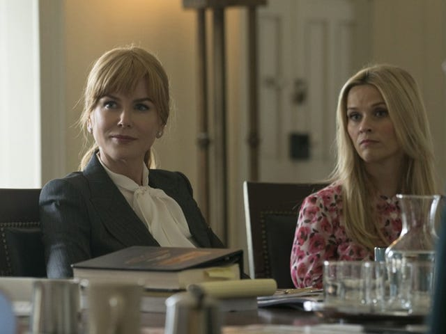 Big Little Lies wages the mommy wars