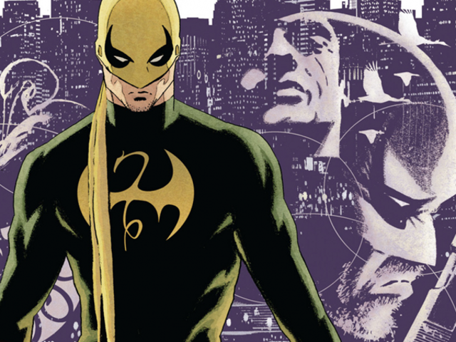 Everything You Need to Know About Marvel's Iron Fist Before His Netflix TV Debut