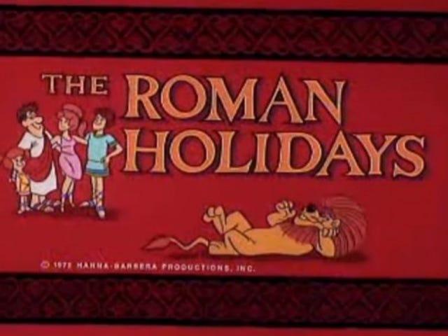 Οι Ρωμαϊκές Διακοπές