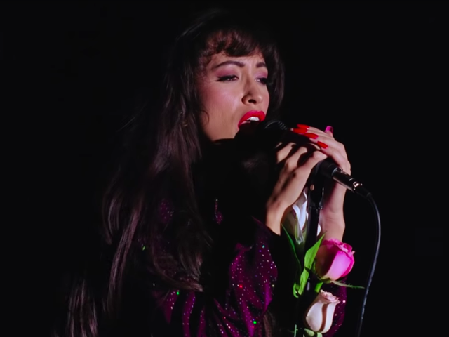 Christian Serratos becomes Selena in first teaser for Selena: The Series