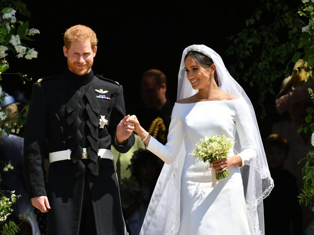 Fashion and Fascinators: The High Style of Britain's Blackest Royal Wedding (to Date)