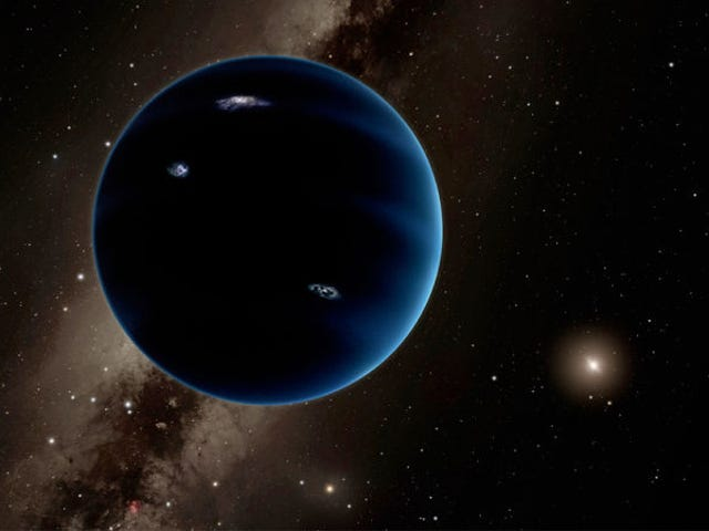 Hämmästyttävä tapa tähtitieteilijät metsästävät nyt planeetan yhdeksän
