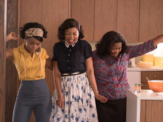 Skjulte figurer opretholder arv fra 3 ekstraordinære sorte kvinder, der ændrede verden
