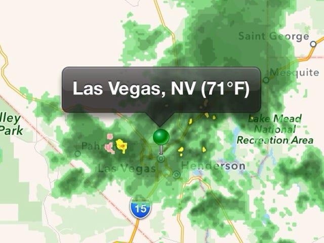 It's F * cking Raining in Vegas