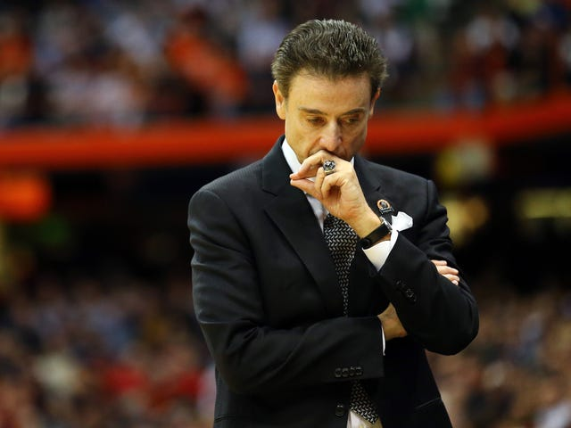 University of Louisville Coach Rick Pitino Charged in Prostitution Scandal