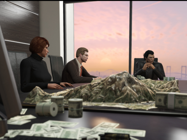 The Debate Over Cheating In Grand Theft Auto Online,Waged By Two Friends Who Disagree