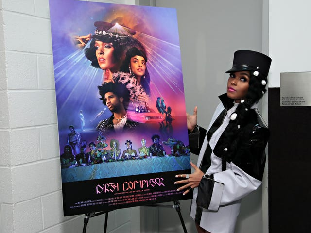 Janelle Monáe Says Dirty Computer Is a Soundtrack for Carefree Black Women Who Are 'Beautiful as Fuck'