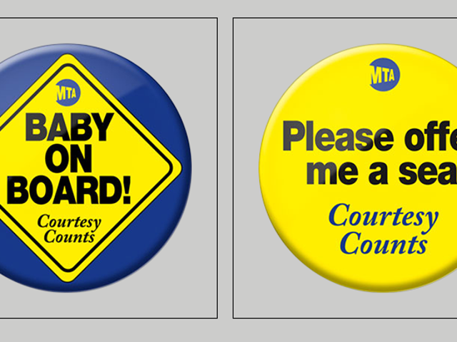 NYC's New 'Baby On Board!' Buttons Are a Bad Idea
