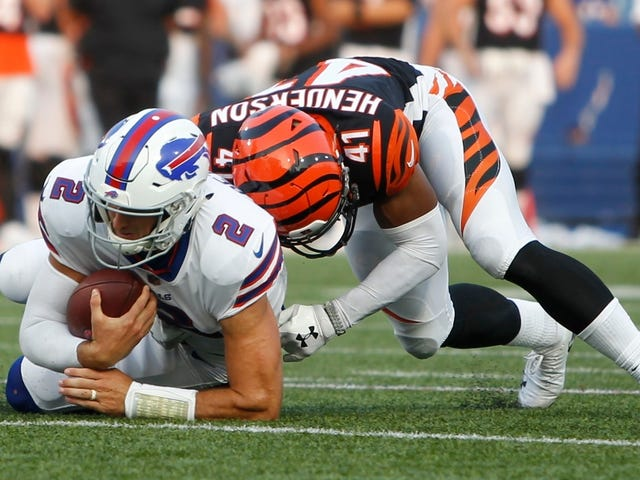Bills Pack Nathan Peterman's Career Highlights Into 37-Second Hype Video