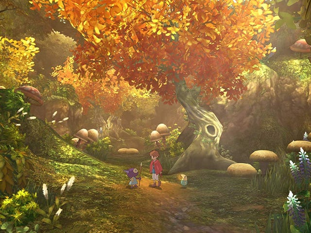 Save $25 on Ni no Kuni: Wrath of the White Witch for the Nintendo Switch