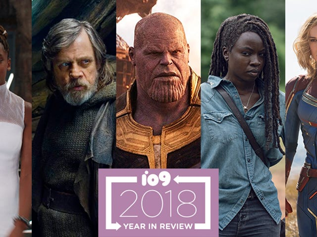 The 100 Most Popular io9 Posts of 2018