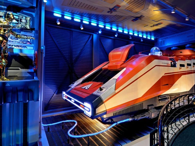 Disney's Star Tours Ride May Be Making Some Huge Changes