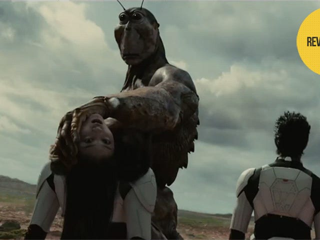 Terra Formars Live Action Film Is Just Plain Terrible