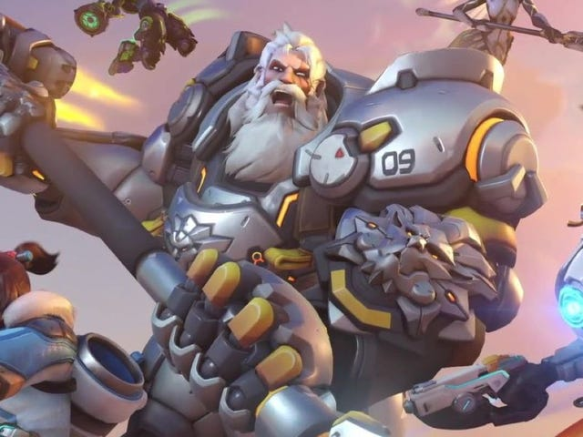 Blizzard's Jeff Kaplan Has Some Thoughts About Overwatch's Meta