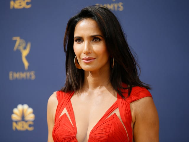 Padma Lakshmi Wrote About Why She Didn't Report Her Rape
