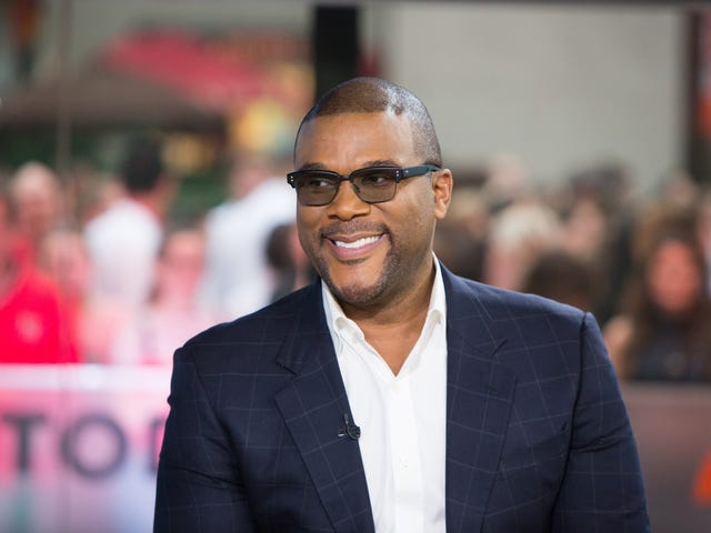 Madea Goes to the White House? Tyler Perry Will Play Gen. Colin Powell in Dick Cheney Movie