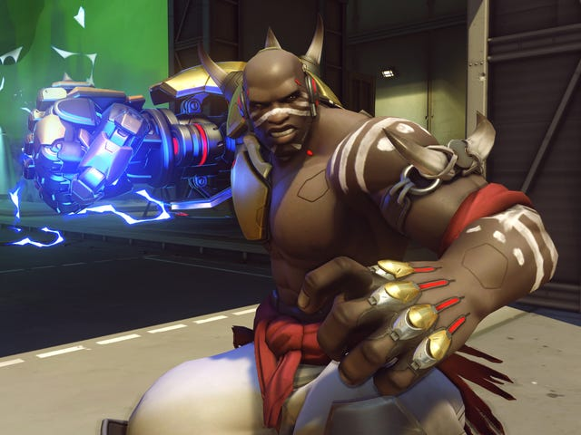 Pro Doomfist Has Clutch Reaction To Tracer Ultimate